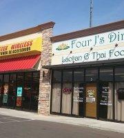 Four J's Diner