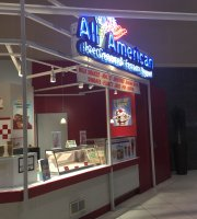 All American Frozen Yogurt Shop