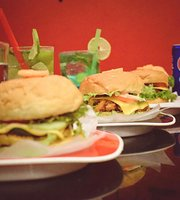 Red Meet Burger & Juice Shop