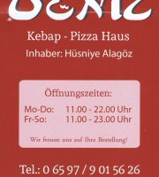 DENIZ - Kebap-Pizza Haus