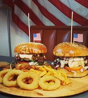 American Burger & Steak House