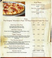 Worthen's Bar & Grill