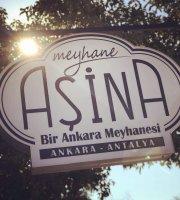 Meyhane Aşina Antalya