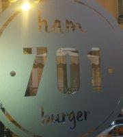 Ham 701 Burger