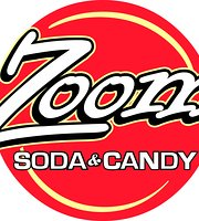 Zoom Soda and Candy