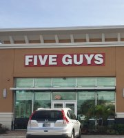 Five Guys Fruitville