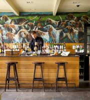 Jack Hare's Bar at The Hare and Hounds Hotel