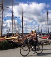 自行车游览