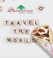 Shawarma - Comida arabe