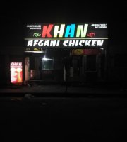 Khan Afghani Chicken