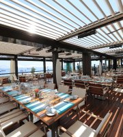 ‪Horizon-Deck, Restaurant & Champagne Bar‬
