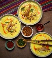 Burma Burma Restaurant & Tea Room