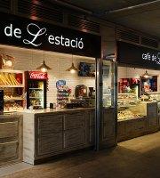 Cafe de L'estacio Mundet