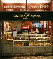 Cafe de L'estacio