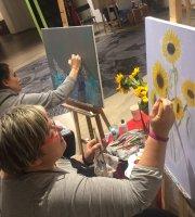 Estudios de pintura y cerámica