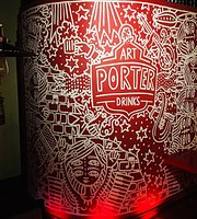 Porter Art Drinks