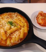 An.Nyeong Korean Food