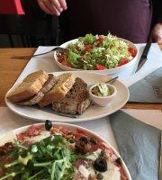 Lunchcafé in de Roos (Cello)