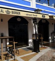 Real Burger Street Food