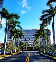 Hilton Palm Beach Airport