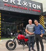 Brixton Motorcycles & Coffee