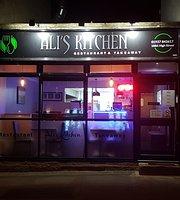 Ali's kitchen Restaurant &Takeaway