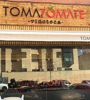 La barra de Toma Tomate