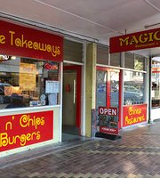 Magic Wok Restaurant & Takeaways