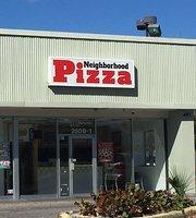 Neighborhood Pizza