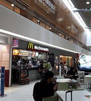 McDonald's Nagoya Airport Walk