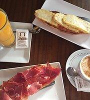 Cafeteria Mykonos