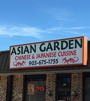 Asian Garden Chinese Japanese Cuisin