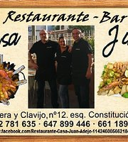 Bar Restaurante Casa Juan