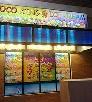 Coco King ice cream