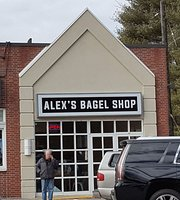 Alex's Bagel Shop