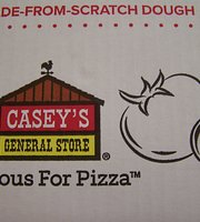 ‪Casey's carry out pizza‬