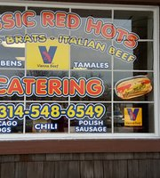 Classic Red Hots Catering East