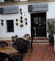 Restaurante Casa Hemingway