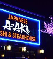 A-Aki Sushi & Steakhouse