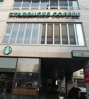 Starbucks-  Dongmyo Station