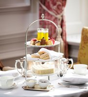 Afternoon Tea at Stapleford Park