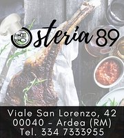 Osteria 89