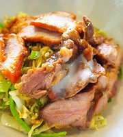 Moo Yang Kati Sod Noodle