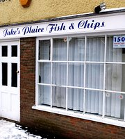 Jake's Plaice - Fish and Chips