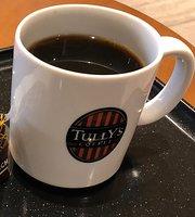 Tully's Coffee Tsukiji St.Luke Street