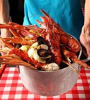 Seafood Diner Fingers kagurazaka