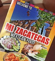 Mi Zacatecas Mexican Food