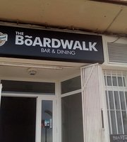Boardwalk bar and dining