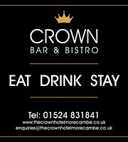 ‪Crown Bar & Bistro‬