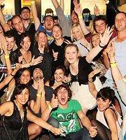 Bar-, klub- og pubture